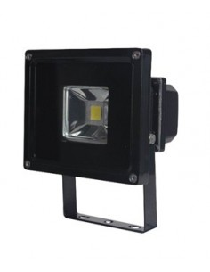 20w LED Floodlight Black