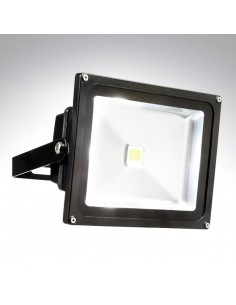 50w LED Floodlight Black