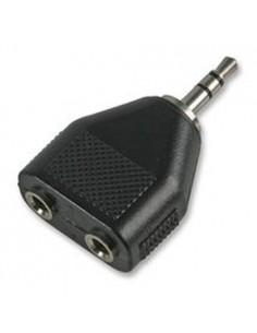 3.5mm Stero Jack Plug to x2...