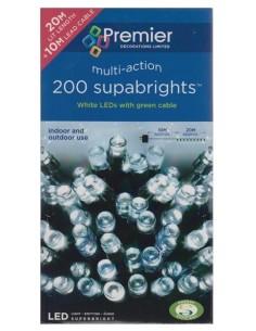 Premier 200 Cool White LEDs...