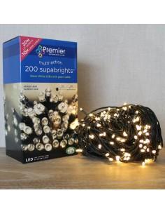 Premier 200 Warm White LEDs...