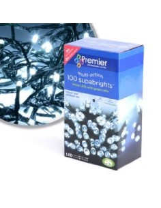 Premier 100 White LEDs with...