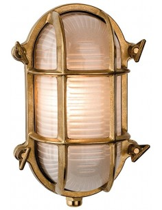 IP64 Solid Brass Wall Light