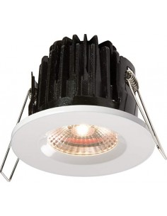 7W LED Downlight with White...
