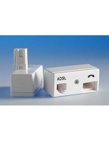 2A 3 Pin Round Plug