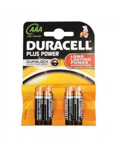 Duracell Plus MN2400 Alkaline AAA...