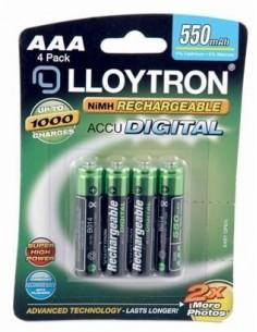 Lloytron AAA 550mAh Ni-MH...