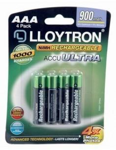 Lloytron AAA 900mAh Ni-MH...