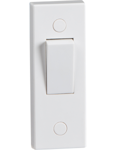 1 Gang Architrave Switch