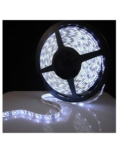 12V IP20 Cool White 6000k (5m) LED Tape