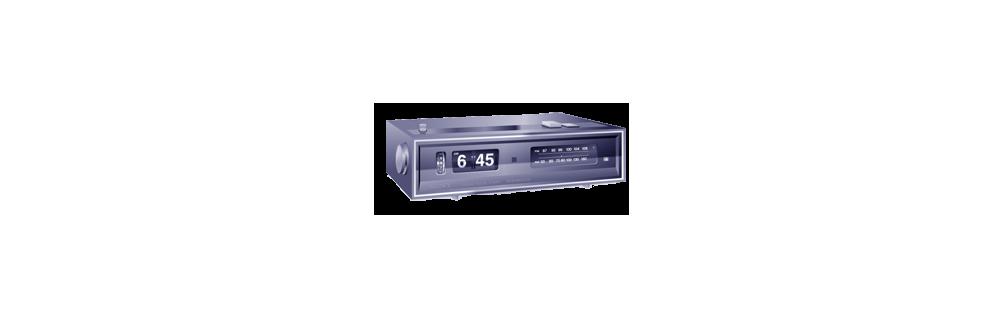 Radio Clock Alarms