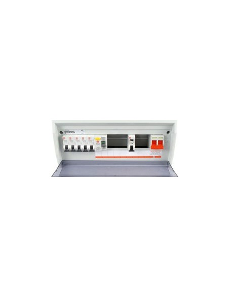 Consumer Units with RCD Device
